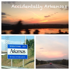 Accidentally Arkansas
