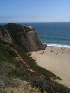 California is most famous for its beaches, including the scenic cliffs and celebrity sightings of Malibu