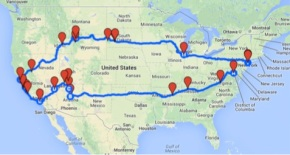 The Ultimate American Road Trip (part 1)