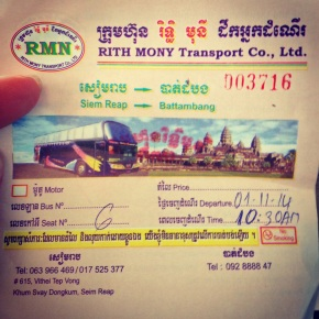 The Battambang DeathBus