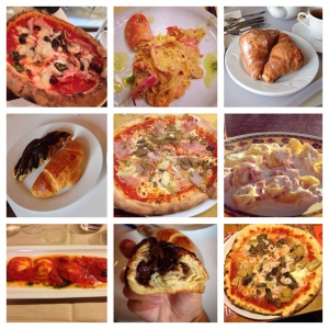 Carb heaven - a week of pizzas, pastas, and breads!